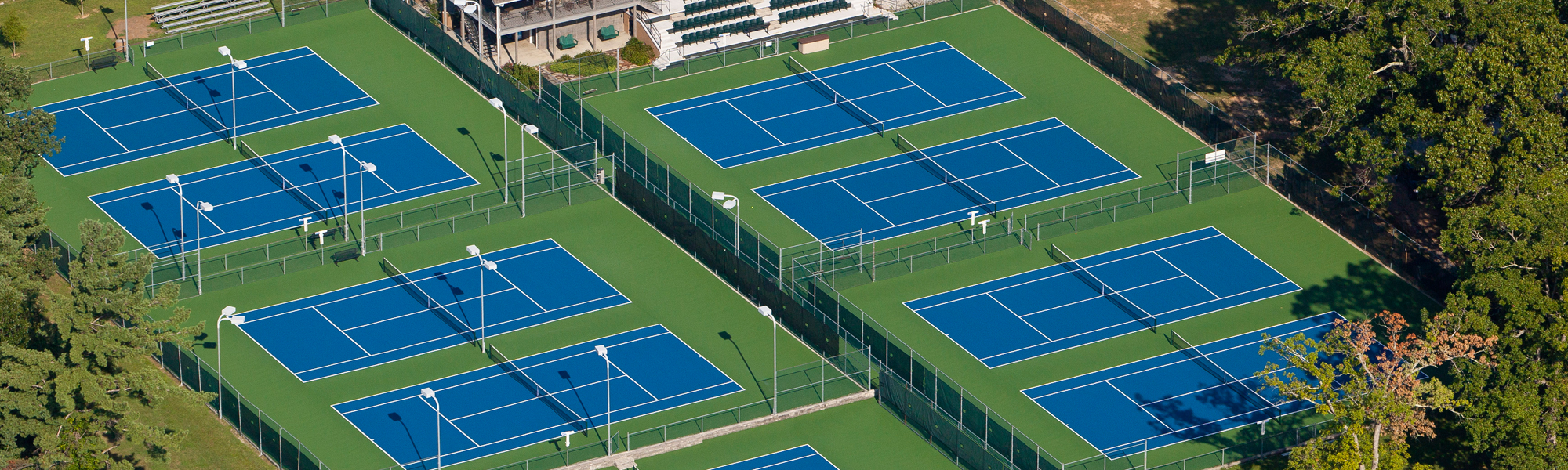Tennis Court Repair Service