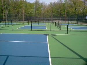 Pickleball Court Construction & Surfacing