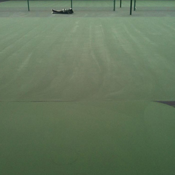 Streaky Tennis Court