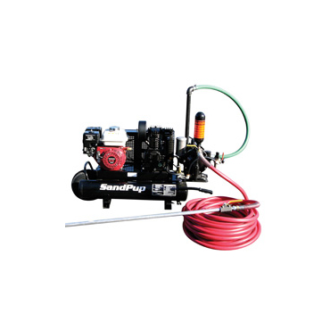 Tennis Court Coating Transfer Pump