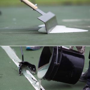 Acrylic Patch Binder Sport Surface Repair