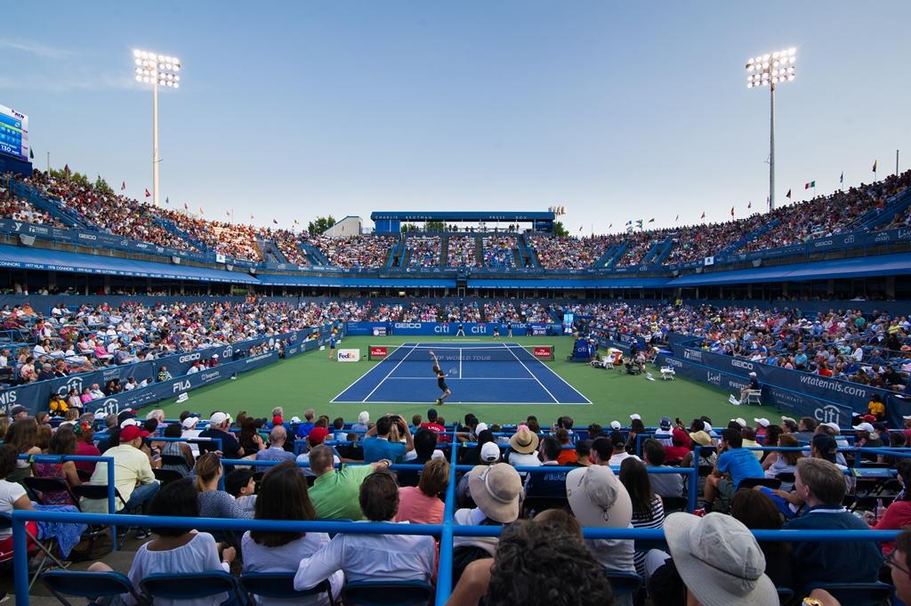 Tennis Court Surfaces