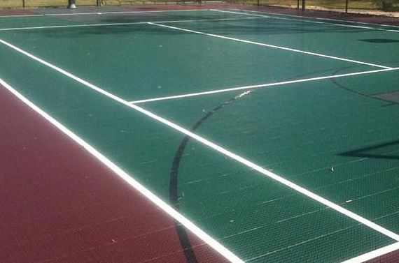Modular Tennis Court Surfaces