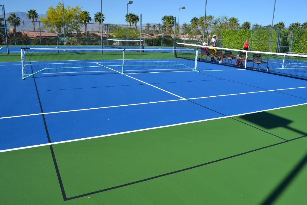 Adding Pickleball Lines To A Tennis Court
